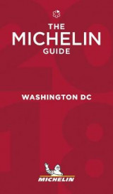 Omslag - Michelin Guide Washington, DC 2018