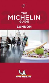 Omslag - London - The MICHELIN Guide 2019