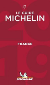 Omslag - France - The MICHELIN Guide 2019