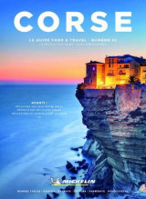 Omslag - Corse Guide to Food & Travel by Michelin (Corsica)