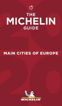Main cities of Europe - The MICHELIN Guide 2020 (Heftet)