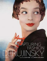 Omslag - Derujinsky: Capturing Fashion