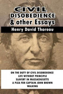 Civil Disobedience and Other Essays av Henry David Thoreau (Heftet)