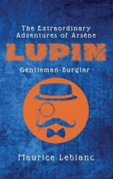 Omslag - The Extraordinary Adventures of Arsene Lupin, Gentleman-Burglar