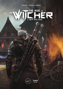The Rise Of The Witcher av Benoit Reinier (Innbundet)
