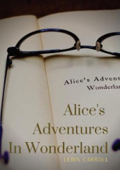 Alice's Adventures In Wonderland av Lewis Carroll (Heftet)