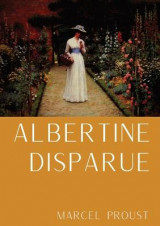 Omslag - Albertine disparue