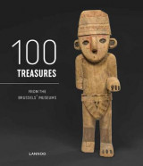 Omslag - 100 Treasures from Brussels Museums
