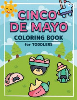 Omslag - Cinco De Mayo Coloring Book for Toddlers