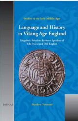 Omslag - Language and History in Viking Age England