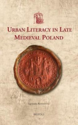 Omslag - Urban Literacy in Late Medieval Poland