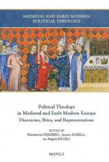 Omslag - Political Theology in Medieval and Early Modern Europe