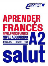 Omslag - Aprender Frances (1 Book + 1 CD mp3)