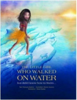 Omslag - The Little Girl Who Walked on Water