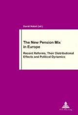 Omslag - The New Pension Mix in Europe