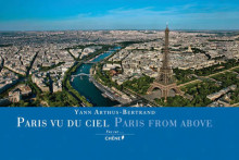 Paris from Above av Yann Arthus-Bertrand (Innbundet)