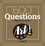Omslag - 600 Questions on Art