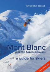 Omslag - Mont Blanc and the Aiguilles Rouges