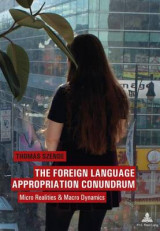 Omslag - The Foreign Language Appropriation Conundrum