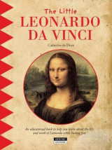 Omslag - The Little Leonardo Da Vinci