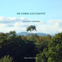 de Corse Les Chants av Vincent Thierry (Heftet)