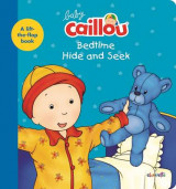 Omslag - Baby Caillou: Bedtime Hide and Seek
