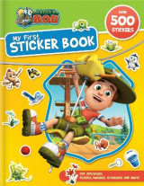 Omslag - Ranger Rob: My First Sticker Book