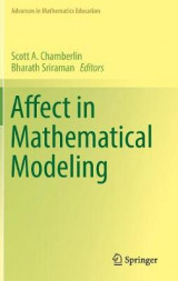 Omslag - Affect in Mathematical Modeling