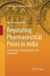 Omslag - Regulating Pharmaceutical Prices in India