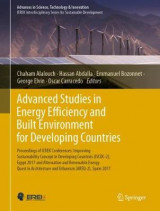 Omslag - Advanced Studies in Energy Efficiency and Built Environment for Developing Countries