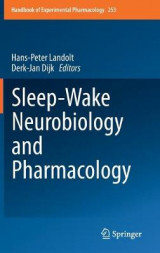 Omslag - Sleep-Wake Neurobiology and Pharmacology