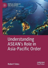 Omslag - Understanding ASEAN's Role in Asia-Pacific Order