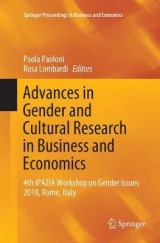 Omslag - Advances in Gender and Cultural Research in Business and Economics