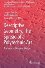 Omslag - Descriptive Geometry, The Spread of a Polytechnic Art