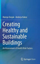 Omslag - Creating Healthy and Sustainable Buildings