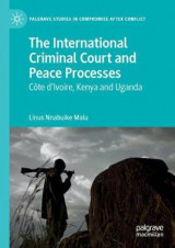 Omslag - The International Criminal Court and Peace Processes