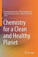 Omslag - Chemistry for a Clean and Healthy Planet