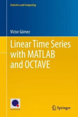 Omslag - Linear Time Series with MATLAB and OCTAVE