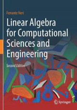 Omslag - Linear Algebra for Computational Sciences and Engineering