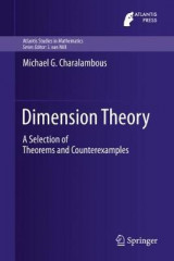 Omslag - Dimension Theory