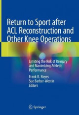 Omslag - Return to Sport after ACL Reconstruction and Other Knee Operations