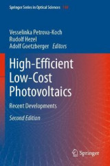 Omslag - High-Efficient Low-Cost Photovoltaics