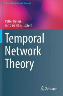 Temporal Network Theory (Heftet)