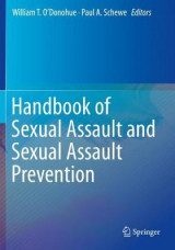 Omslag - Handbook of Sexual Assault and Sexual Assault Prevention