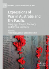 Omslag - Expressions of War in Australia and the Pacific