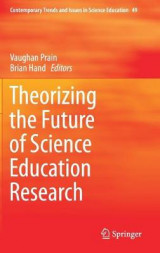 Omslag - Theorizing the Future of Science Education Research