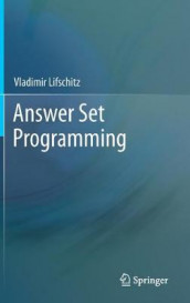 Answer Set Programming av Vladimir Lifschitz (Innbundet)