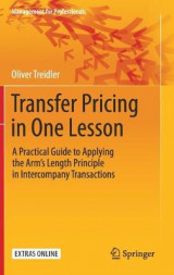 Omslag - Transfer Pricing in One Lesson