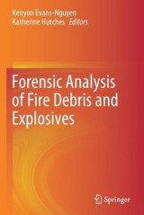 Omslag - Forensic Analysis of Fire Debris and Explosives