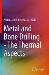 Omslag - Metal and Bone Drilling - The Thermal Aspects